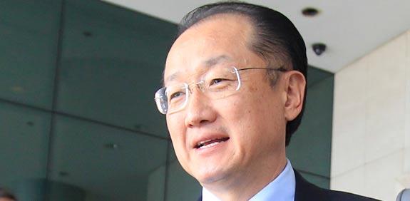 ג'ים יונג קים, הנשיא החדש של הבנק העולמי / צלם: רויטרס